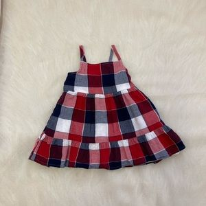 Old Navy Sleeveless dress For Baby Girl/Size:6-12M
